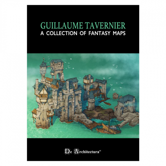 A collection of Fantasy maps