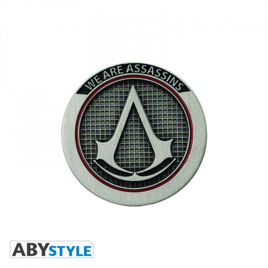Assassin's Creed - Pin's Crest (016)